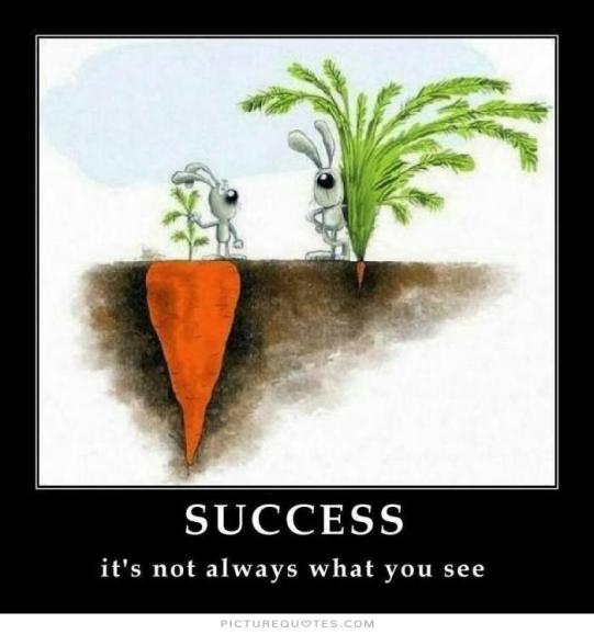 1 success not seen